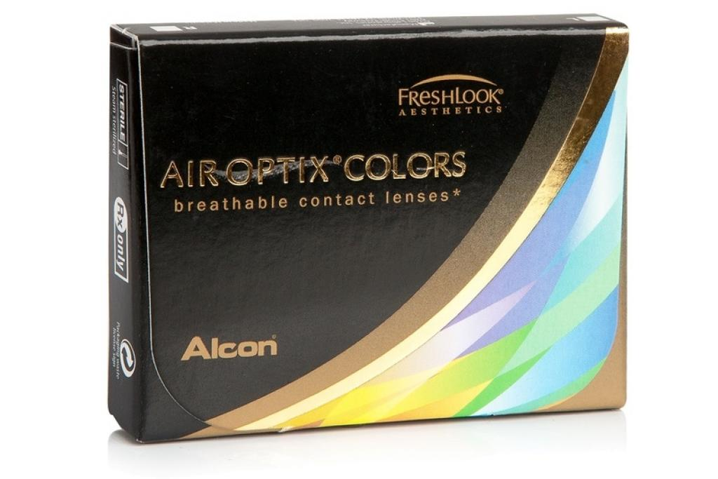 Air Optix - Colors