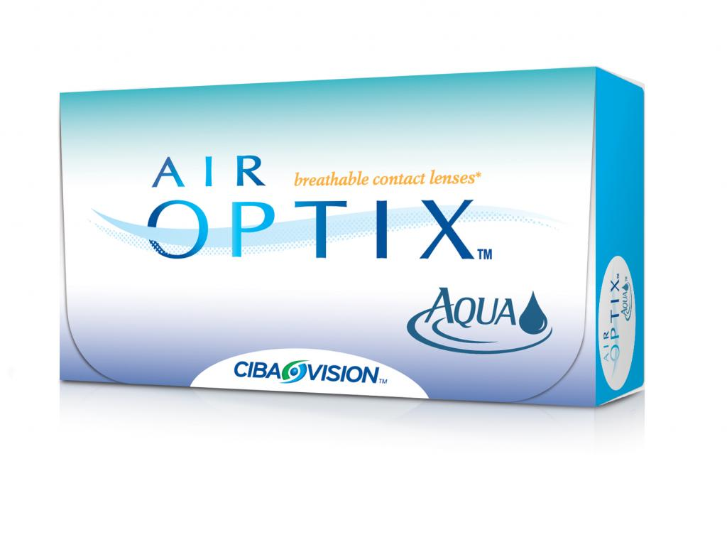Air Optix - Aqua