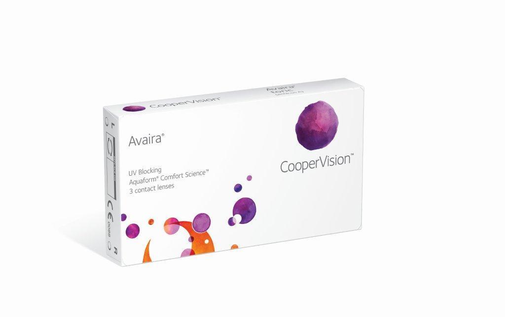 Cooper Vision - Avaira