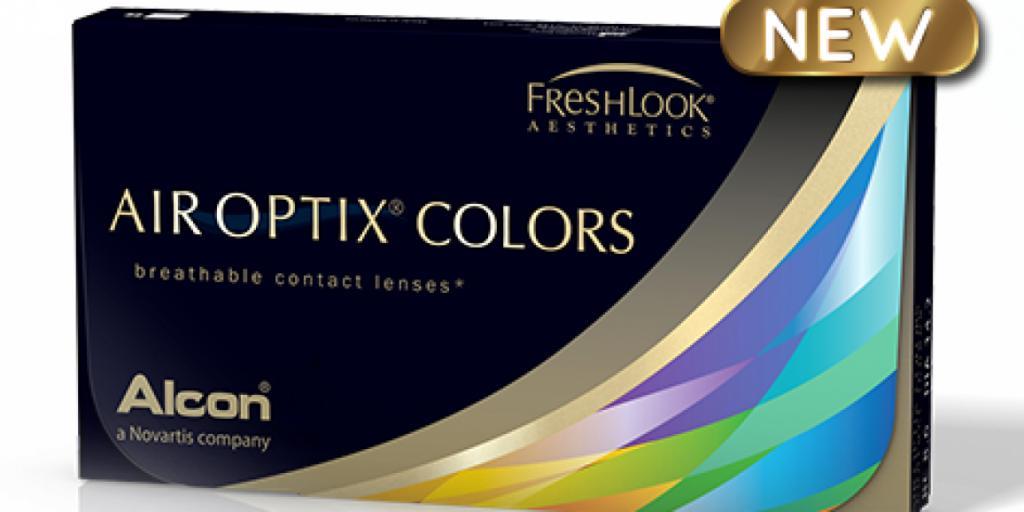 Air Optix - Colors