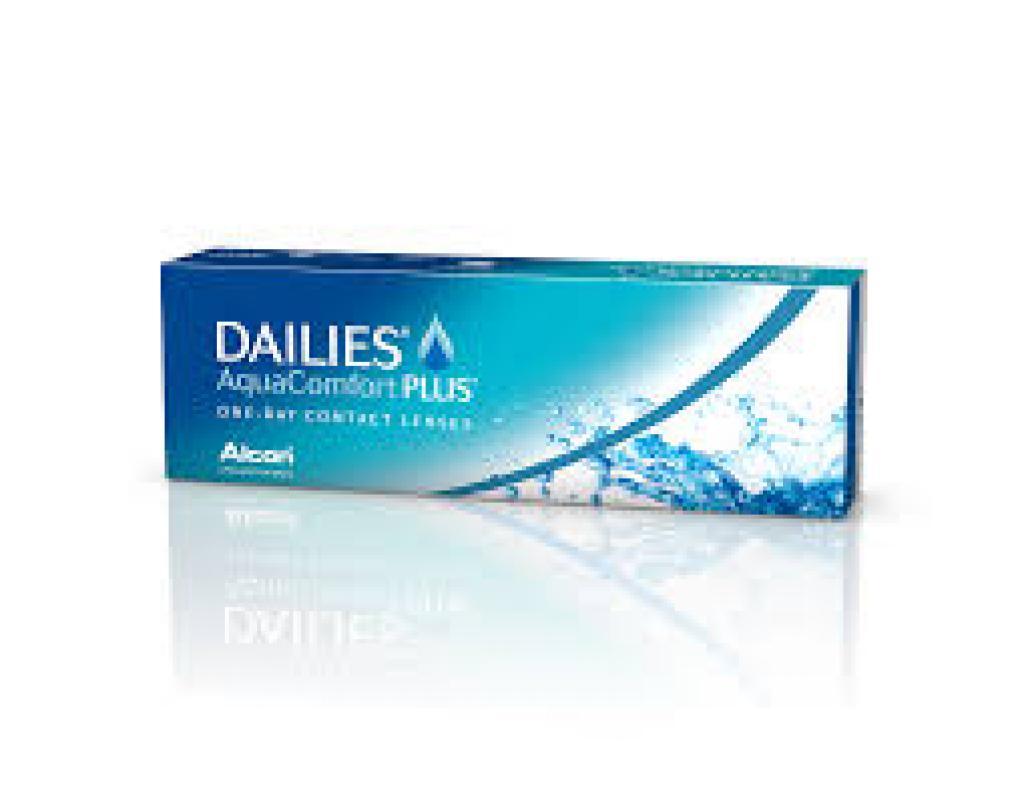Air Optix - Dailies AquaComfort Plus