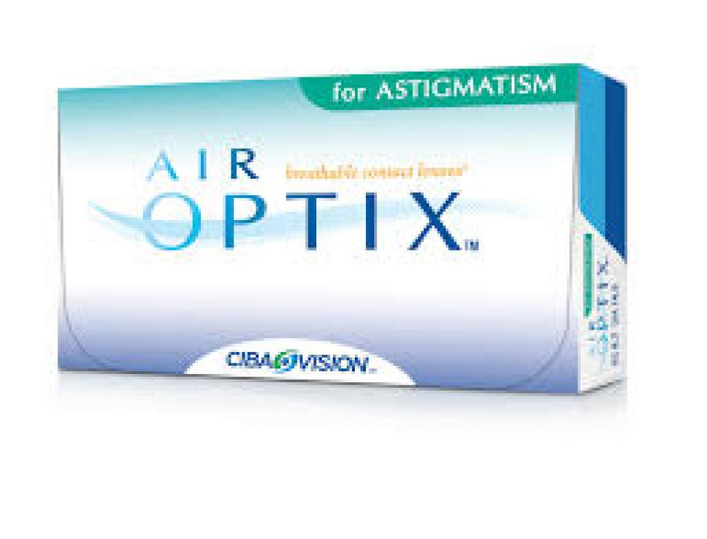Air Optix - Aqua for Astigmatism