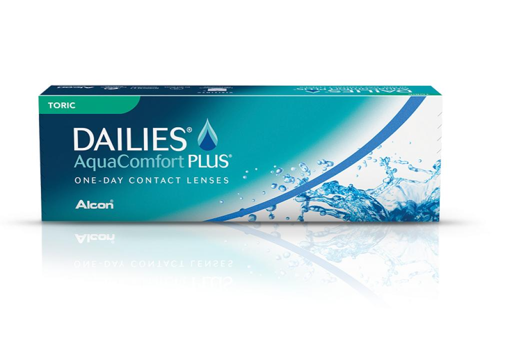 Air Optix - Dailies AquaComfort Plus Toric