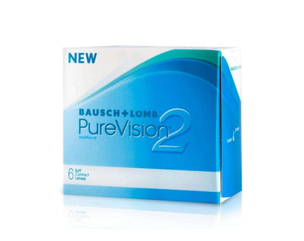 Bausch & Lomb - PureVision 2