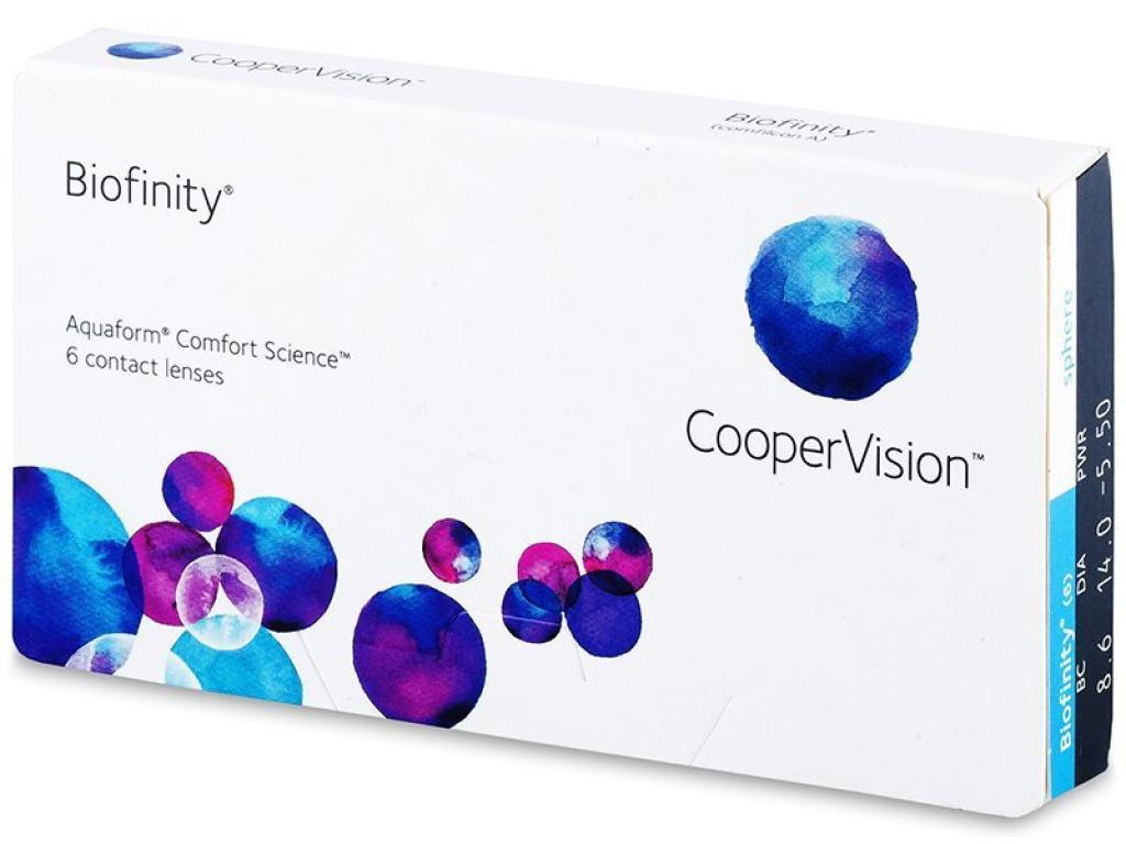 Cooper Vision - Biofinity