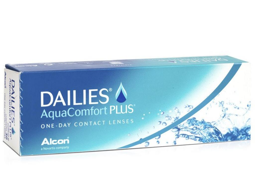 Air Optix - Dailies AquaComfort Plus