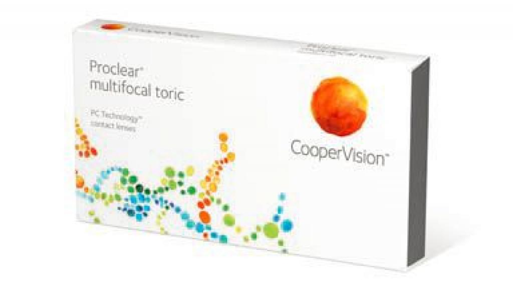 Cooper Vision - Proclear Multifocal Toric