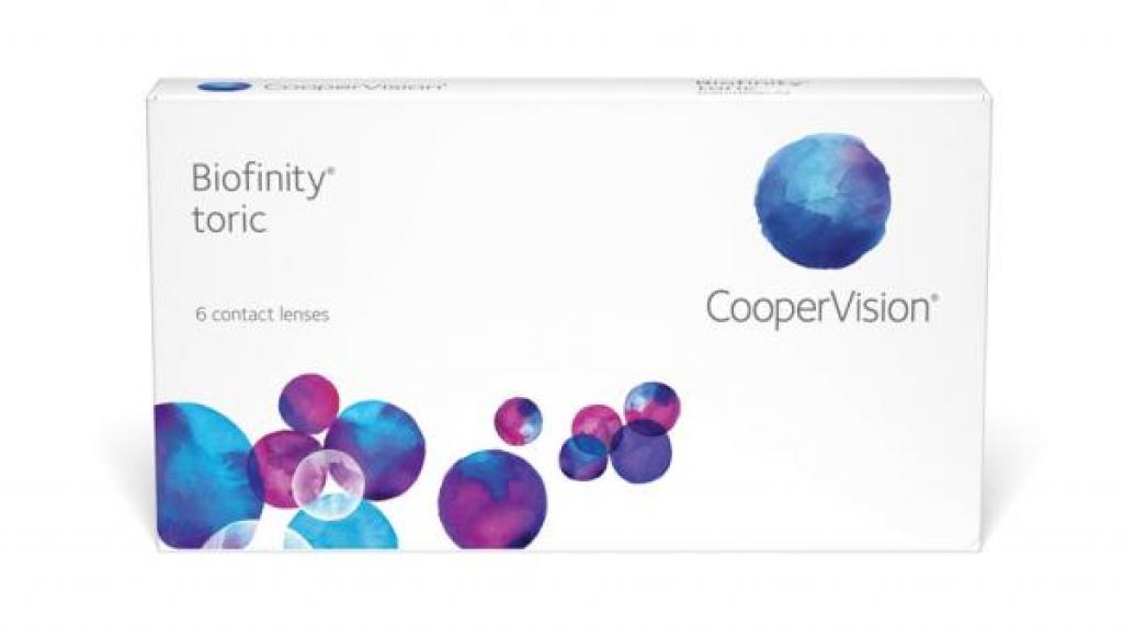 Cooper Vision - Biofinity  Toric