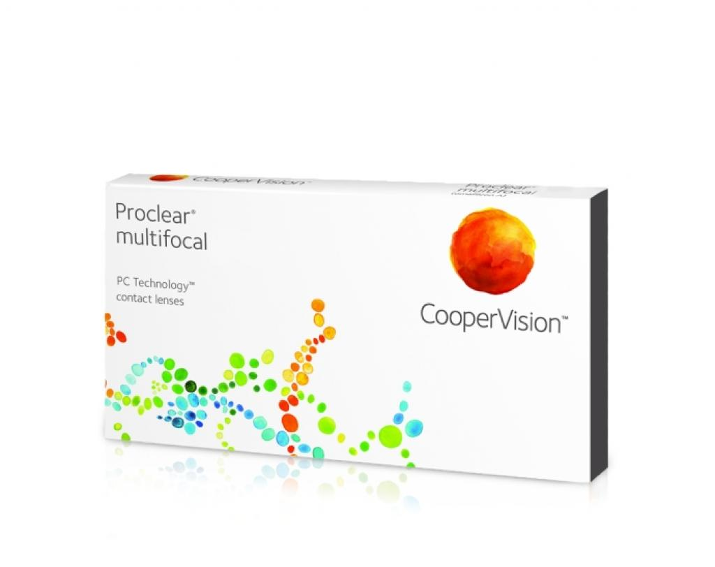Cooper Vision - Proclear Multifocal / Multifocal XR