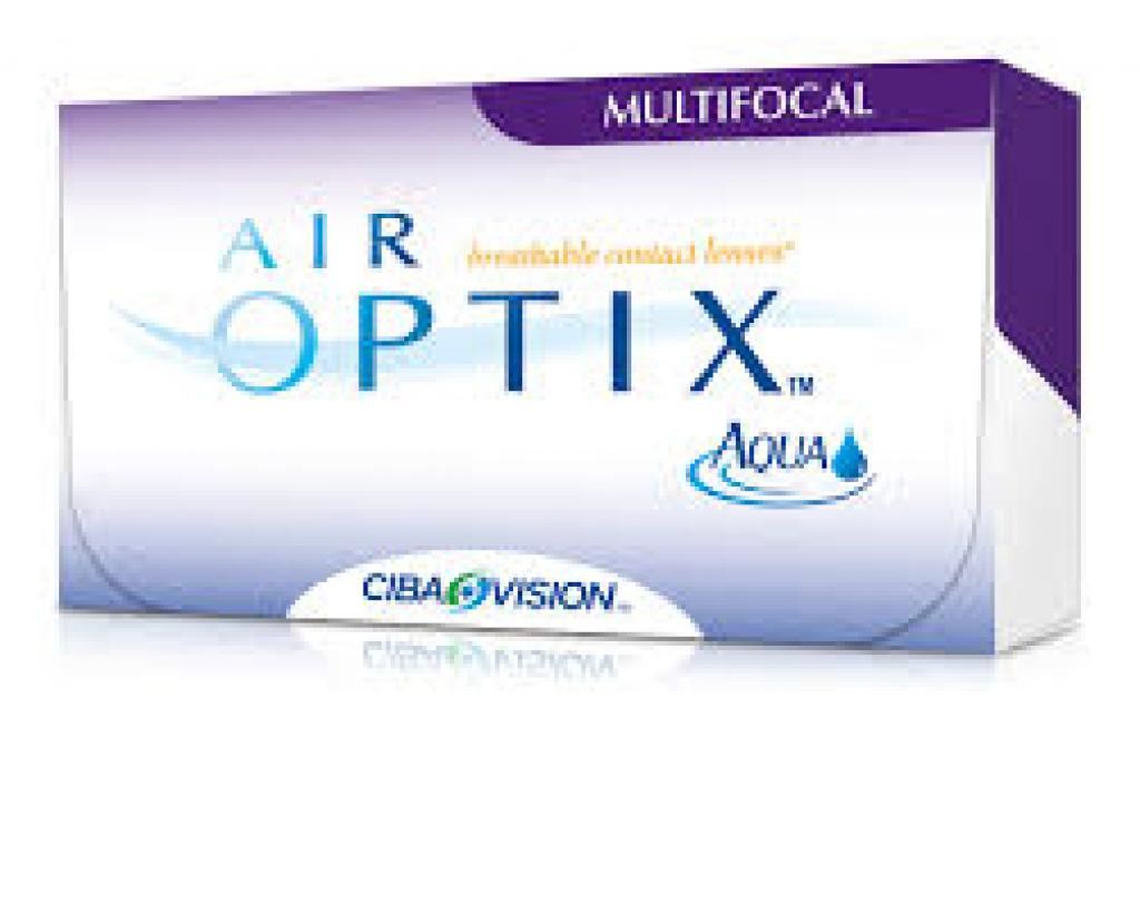 Air Optix - Aqua Multifocal