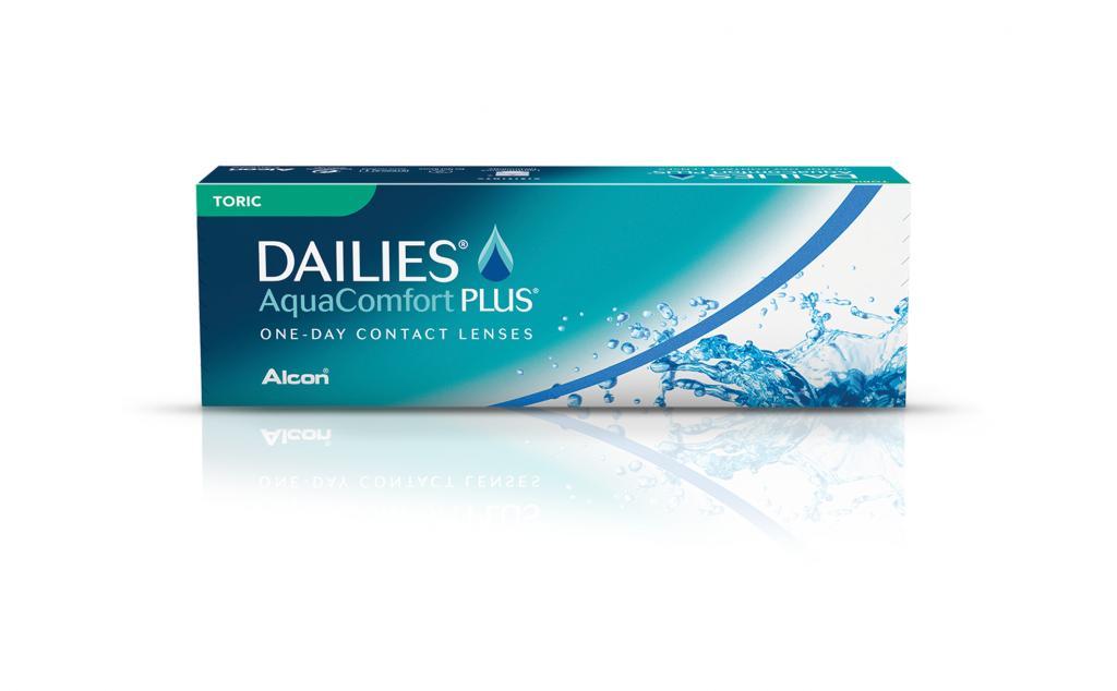 Air Optix - Dailies AquaComfort Plus Toric