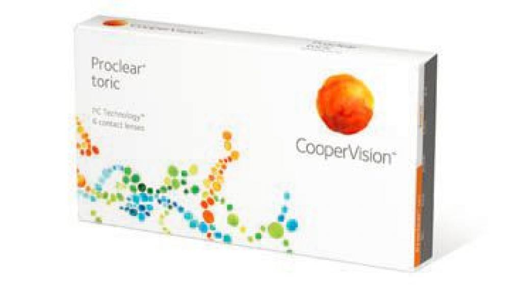 Cooper Vision - Proclear Toric / Toric XR